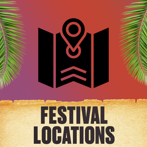 Festival Locations
